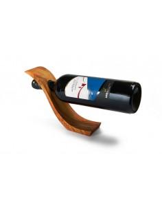 Designový stojan na víno