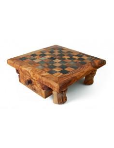 Moderní šachy s hladkou...